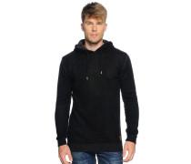 Pullover schwarz melange