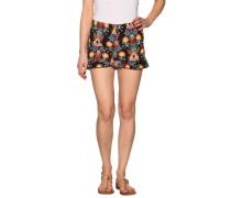 Shorts, Mehrfarbig, Damen