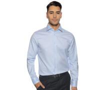 Business Hemd Regular Fit hellblau