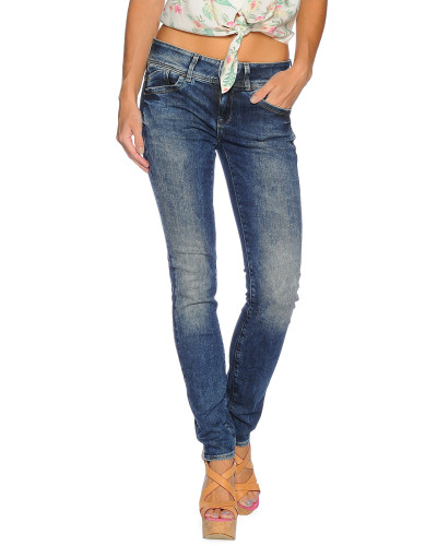 Jeans Lynn Mid Skinny medium aged