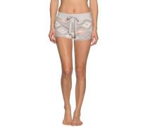 Pyjamashorts grau