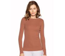 Pullover kupfer