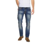 Jeans Tocson blau
