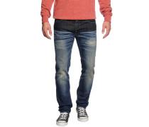 Jeans Lenrick blau