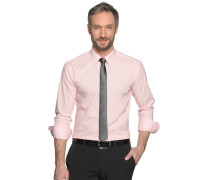 Mishumo Hemd Slim Fit + Krawatte