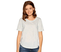 Kurzarm T-Shirt offwhite/mehrfarbig