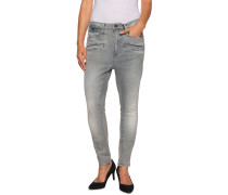 Jeans Dadin 3D Low graublau