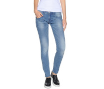 Jeans Gila blau