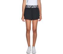 Shorts schwarz/weiß