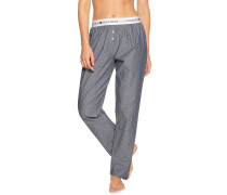 Pyjamahose grau