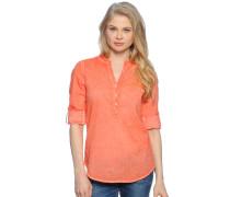 Blusenshirt orange