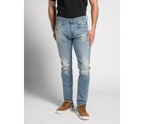 Jeans Anbass blau