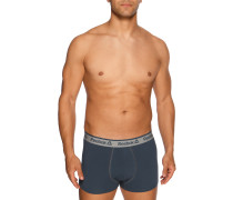 Boxershorts 2er Set navy/petrol