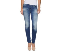 Jeans Lindy blau