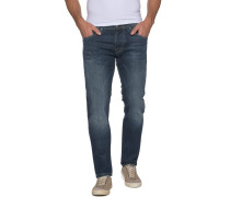Jeans Spike dunkelblau
