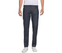 Jeans Oregon Tapered S blau