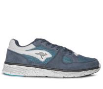 Sneaker navy/türkis