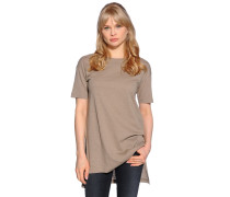 T-Shirt, Braun, Damen