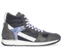 Sneaker anthrazit/silber
