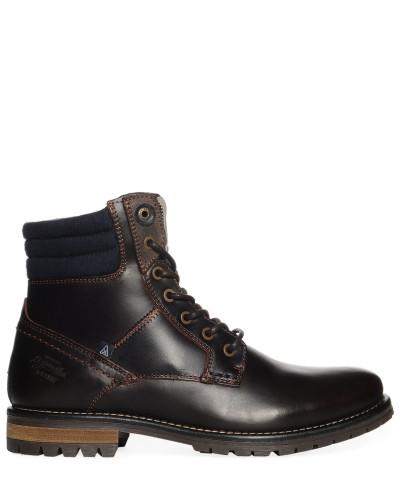 Gaastra Herren Boots, dunkelbraun