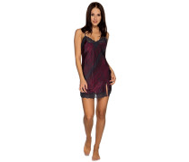 Negligee bordeaux/navy