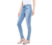 Jeans Amy hellblau