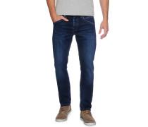 Jeans Track dunkelblau