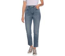 Jeans Betty Retro blau