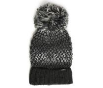 Mütze schwarz/weiß