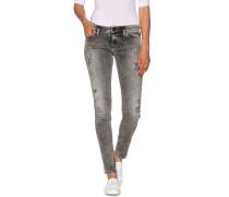 Jeans Skinzee Low grau