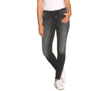 Jeans Skinny Winter grau