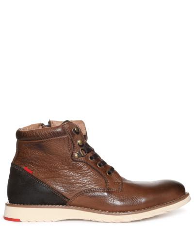 Mishumo Herren Boots, braun