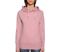 Sweatshirt rosa/grau