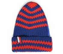 Mütze blau/rot
