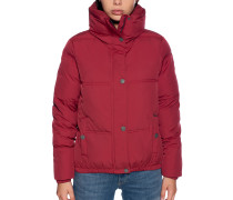 Steppjacke bordeaux