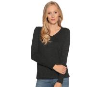 Pullover schwarz/silber