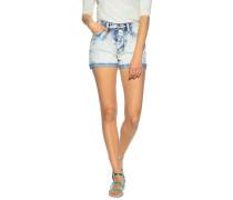 Shorts, Blau, Damen