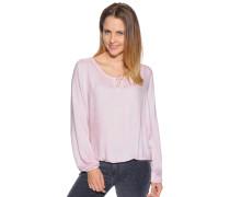 Blusenshirt, rosa