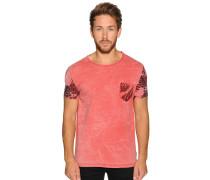 Kurzarm T-Shirt rot