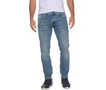 Jeans Spike blau