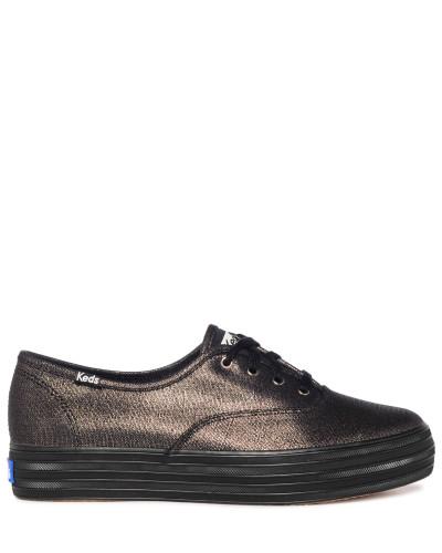 Keds Damen Sneakers, schwarz