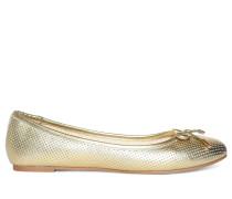 Ballerinas, gold