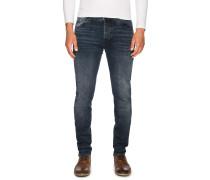 Jeans Yves blau