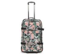 Travelbag mit Rollen mehrfarbig