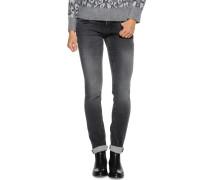 Jeans Zena grau