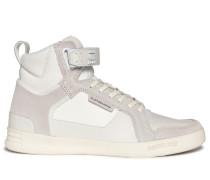 Sneaker offwhite/hellgrau