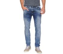 Jeans Havelock blau