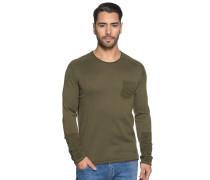 Pullover khaki