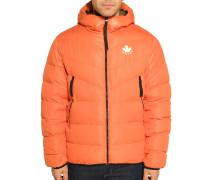 Jacke orange