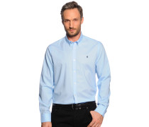 Business Hemd Regular Fit hellblau